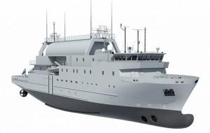 HG Solutions wyposaży szwedzki okręt