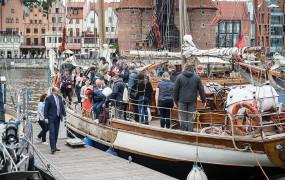 Baltic Sail - wielkie spotkanie z żaglowcami