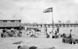 Lato nad morzem w 20-leciu międzywojennym