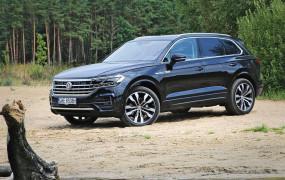 Nowy Touareg: VW pręży muskuły
