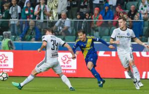 Piłkarz Arki Gdynia nie był gotowy na 90 minut, ale pokazał dobry futbol