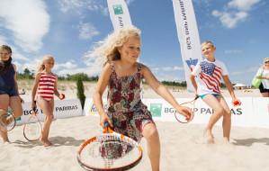 Tenis ziemny dla dzieci od 5 do 12 lat. Spóbuj