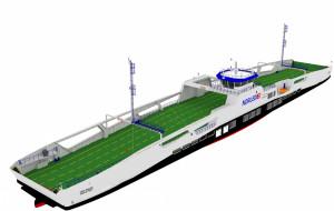 Remontowa Shipbuilding zbuduje promy dla Norled