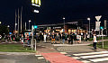 Nocne wyścigi w Oliwie. Policja bezradna