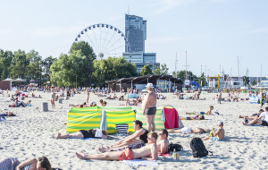 Co nas denerwuje na plaży?