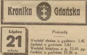 """Moniką"" - na Hel, do Zakopanego - samolotem"