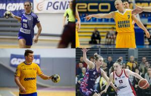 Arka Gdynia zamiast Asseco, Basketu, Spójni i GTPR
