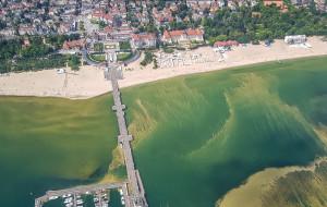 Kąpieliska w Sopocie i Gdańsku zamknięte