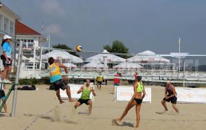 Finał turniejów siatkówki plażowej