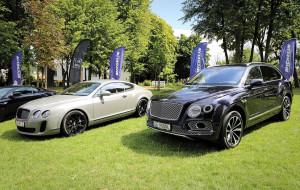 Luksusowe samochody i kawa w Quadrille