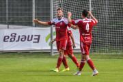 Bałtyk zdał ostatni test przed III ligą. Kontuzja Bartosza Sobczaka