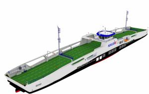 Kolejny kontrakt Remontowa Shipbuilding
