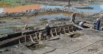 Odkryto świetnie zachowany 500-letni statek