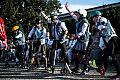 Hultaje na hulajnogach na finał Festiwalu Pociąg do Miasta
