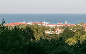 Nowa odsłona punktu widokowego w Sopocie