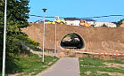 Powstał tunel dla spacerujących po jarze