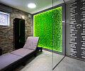 Mech we wnętrzach. Zielone ściany coraz bardziej modne