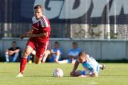 Bałtyk Gdynia rozpoczyna grę o awans do II ligi