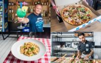 Nowe lokale: bar przy plaży i dużo pizzy