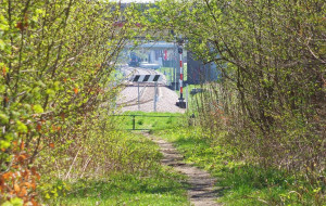 Miłośnicy kolei proponują nowy przystanek PKM Karczemki