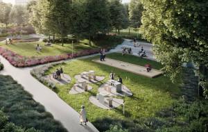 Gdynia szuka wykonawcy pierwszego etapu Parku Centralnego