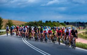 Wietrzny debiut Cyklo Pelplin 2018