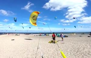 Kitesurfing: nie tylko dla zawodowców