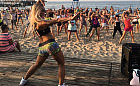 Przyjdź na plażę, zatańcz zumbę