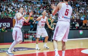 Koszykarze Polski zagrają kolejne dwa mecze el. MŚ w Ergo Arenie