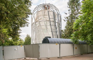 Rośnie opóźnienie w budowie nowej rotundy w Palmiarni. Rosną też koszty inwestycji