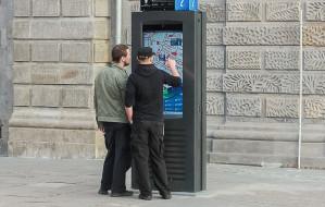 Elektroniczna informacja turystyczna: 179 tys. zł za serwis urządzeń