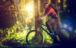 Całą dobę, w kółko, na rowerze?