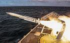 ORP Pułaski postrzelał na Wyspach Brytyjskich