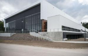 Pierwsza część CMN oddana. Jest też Centrum Sportu