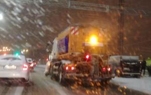 Zima będzie kosztowna. Więcej na odśnieżanie dróg w Gdańsku