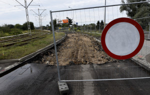 Remont wymusza zmiany w komunikacji miejskiej na Stogach