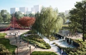 Urzędnicy: Gdynianie chcą Parku Centralnego