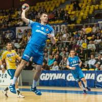 Arka Gdynia uległa PGE Vive Kielce. Szczypiorniści rzucili 71 bramek