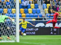 Damian Zbozień: Jestem lepszym piłkarzem w Arce niż byłem w Piaście