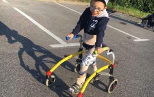 Mama niepełnosprawnego dziecka: Złodzieju, oddaj, co ukradłeś
