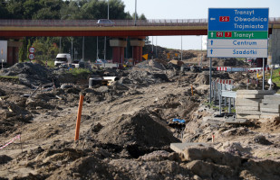 Raport z budowy Nowej Bulońskiej