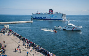 Pierwszy rejs Nova Star. Zobacz, jakie jeszcze promy pływają do Szwecji
