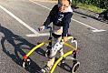 Skradziony sprzęt niepełnosprawnego znaleziony pod Włocławkiem