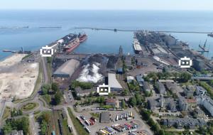 Port Gdynia będzie badał powietrze