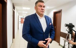 3 tys. zł grzywny dla Michalczewskiego za pobicie żony