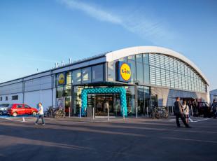 Nowy sklep Lidl na Karczemkach