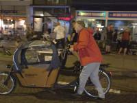 Niezwykły wyścig w centrum Gdyni