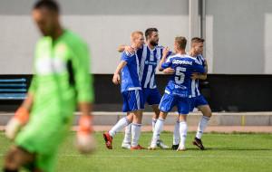 Bałtyk Gdynia wygrał z Wdą Świecie. Szósty mecz z rzędu bez porażki