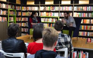 Rozmowy o książce w sieci w Bibliotece Gdynia