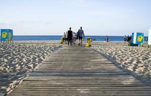 Sukces mieszkańców w obronie plaży na Stogach